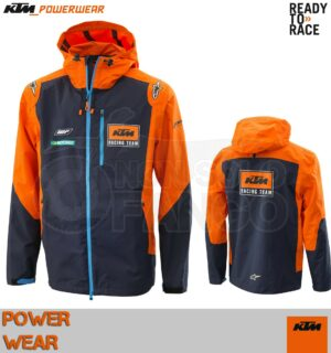 Giacca KTM Power Wear 2018 Replica Team Hardshell Jacket