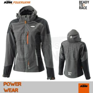 Giubbotto KTM Power Wear Woman Two 4 Ride Jacket