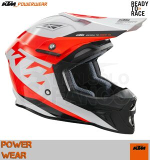 Casco Moto Off-Road KTM Power Wear Comp Light Helmet