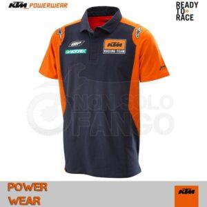 T-shirt KTM Power Wear 2018 Replica Team Polo