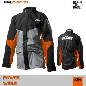 Giacca antipioggia KTM Power Wear 2018 Rain Jacket