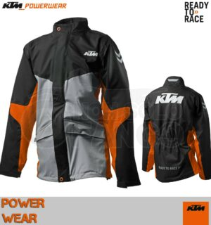 Giacca antipioggia KTM Power Wear 2018 Rain Jacket