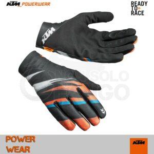 Guanti enduro KTM Power Wear 2019 Gravity-FX Gloves Orange