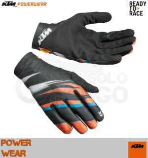 Guanti enduro KTM Power Wear 2019 Gravity-FX Gloves Orange