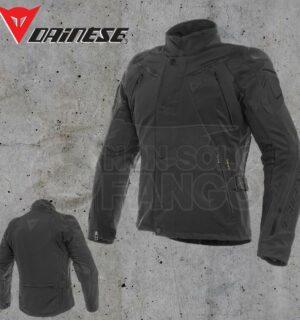 Giubbotto Dainese Rain Master D-Dry Jacket Nero/Nero/Nero