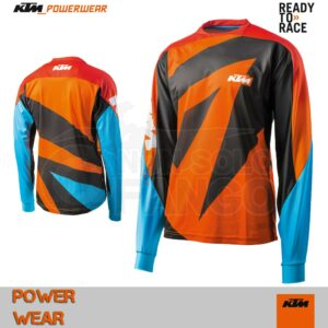 Maglia enduro KTM Power Wear 2019 Racetech Shirt