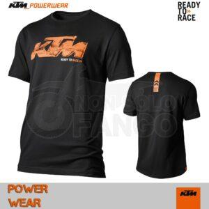 T-Shirt KTM Power Wear 2019 Pure Logo Tee