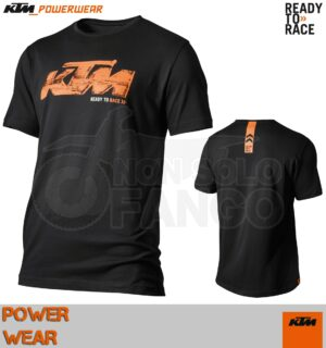 T-Shirt KTM Power Wear 2019 Pure Logo Tee
