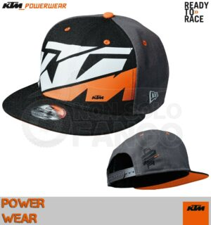Cappellino KTM Power Wear 19 Radical Cap