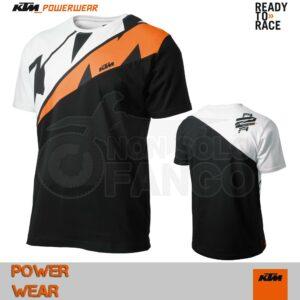 T-Shirt KTM Power Wear 2019 Radical Sliced Tee