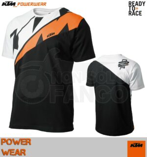 T-Shirt KTM Power Wear 2019 Radical Sliced Tee