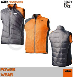 Gilet Double Face KTM Power Wear 2019 Unbound VEST
