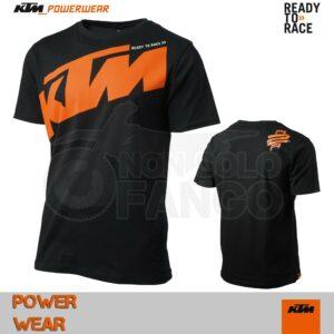 T-Shirt KTM Power Wear 2019 Radical Logo Tee
