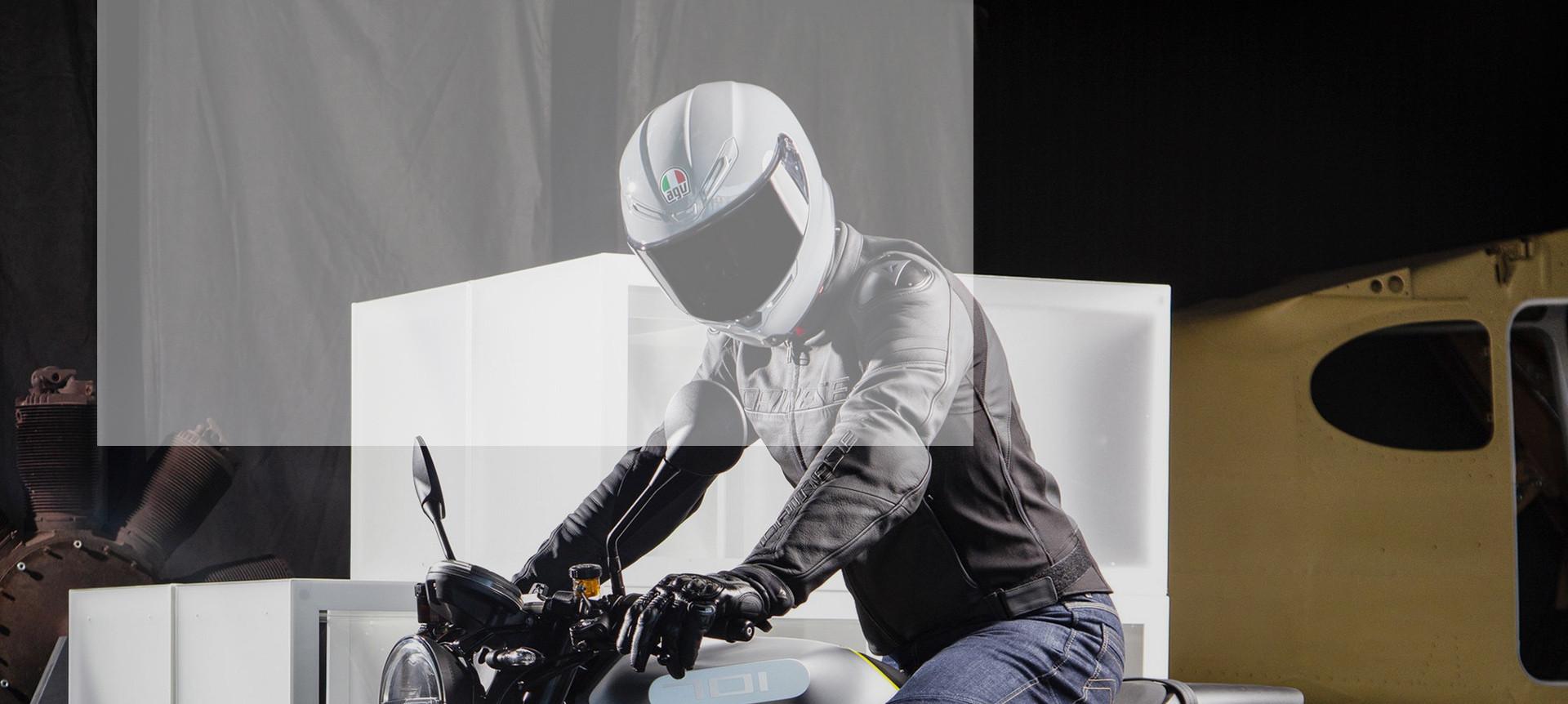Caschi moto AGV Nonsolofango-it