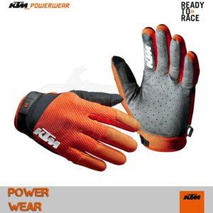 Guanti enduro KTM Power Wear 2020 Pounce Gloves