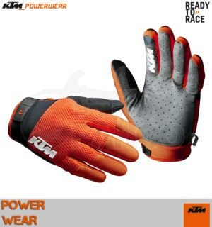Guanti enduro KTM Power Wear 2020 Pounce Gloves