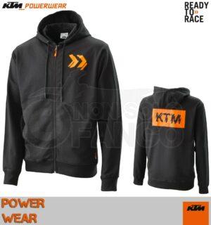 Felpa KTM Power Wear 2020 Radical Zip Hoodie