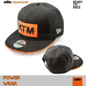 Cappellino KTM Power Wear 2020 Radical Cap
