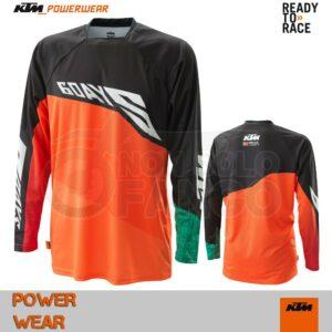 Maglia enduro KTM Power Wear 2019 Sixdays Portugal Shirt