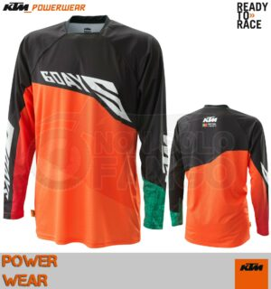 Maglia enduro KTM Power Wear 2019 Sixdays Portugal Shirt