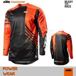 Maglia enduro KTM Power Wear 2020 Racetech Shirt