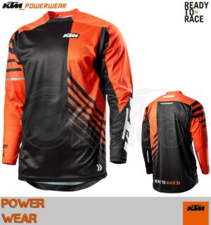 Maglia enduro KTM Power Wear 2020 Racetech Shirt