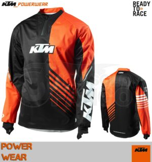 Maglia enduro KTM Power Wear 2020 Racetech WP Shirt
