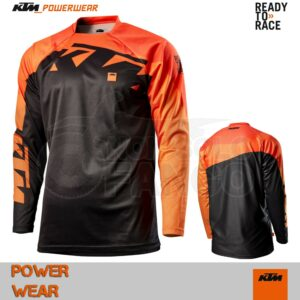 Maglia enduro KTM Power Wear 2020 Pounce Shirt Black