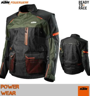 Giacca enduro KTM Power Wear 2020 Defender Jacket