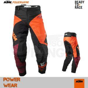 Pantaloni enduro KTM Power Wear 2020 Gravity-FX Pants Black