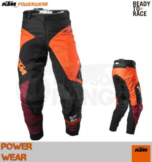 Pantaloni enduro KTM Power Wear 2020 Gravity-FX Pants Black