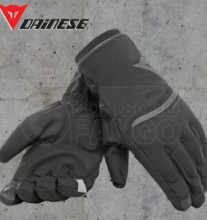 Guanti moto Dainese Plaza 2 Unisex D-Dry Black/Black