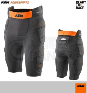 Pantaloncino protettivo KTM Power Wear 2020 Protector Shorts
