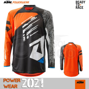 Maglia enduro KTM Power Wear 2021 Gravity-FX Shirt