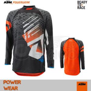 Maglia enduro KTM Power Wear 2021 Gravity-FX Shirt Air