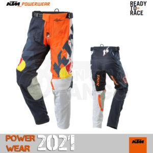 Pantaloni enduro KTM Power Wear 2021 KINI-RB Competition Pants