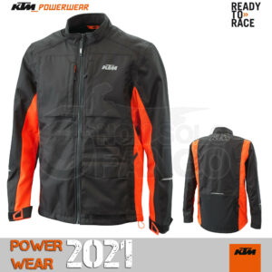 Giacca enduro KTM Power Wear 2021 Racetech WP Jacket