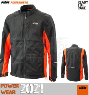 Giacca enduro KTM Power Wear 2021 Racetech WP Jacket