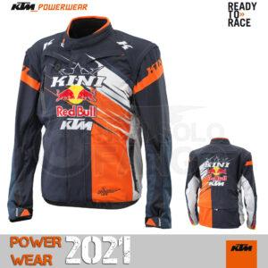 Giacca enduro KTM Power Wear 2021 KINI-RB Competition Jacket
