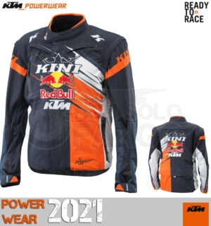 Giacca enduro KTM Power Wear 2021 KINI-RB Competition Jacket