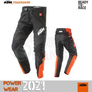 Pantaloni enduro KTM Power Wear 2021 Pounce Pants