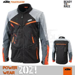 Giacca enduro KTM Power Wear 2021 Racetech Jacket